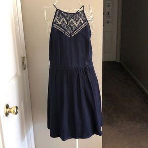 bleuh ciel dress